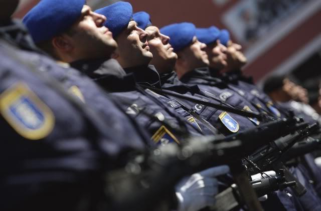 EU schafft Grundlagen zum Militär-Einsatz gegen die Bürger